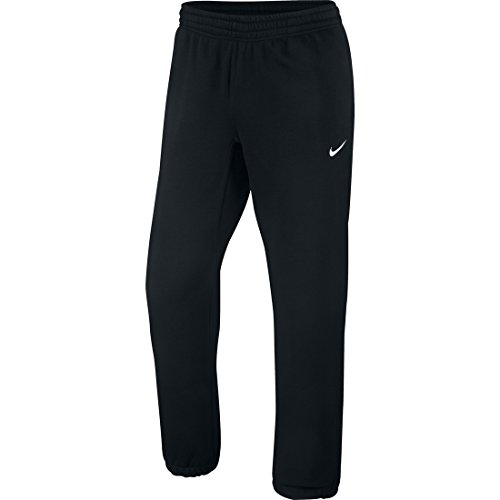 Nike Herren Sweathose Squad Fleece, schwarzweiß, XL, 611459