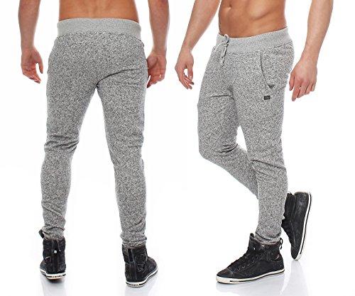 jack jones jjorbooster jogginghose farbe grey melange. Black Bedroom Furniture Sets. Home Design Ideas